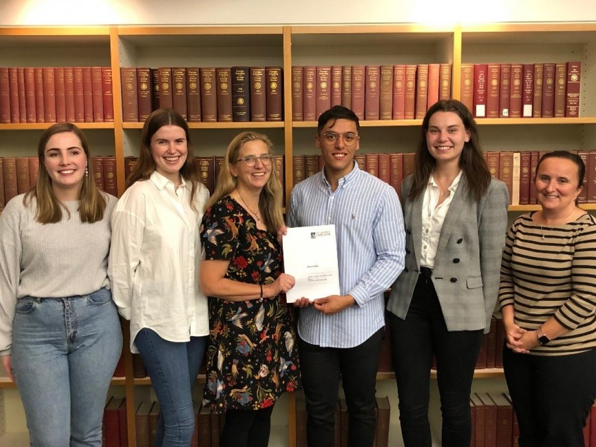 Adelaide University Law Students' Society Textbook Fund