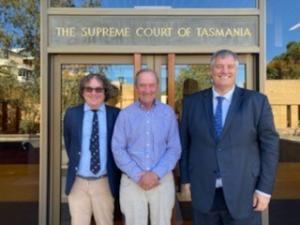 SALRI at Supreme Court of Tasmania